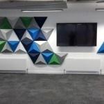 Autex Quietspace Panels – Olympic Park, London