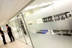 GLAZED & DEMOUNTABLE PARTITIONS