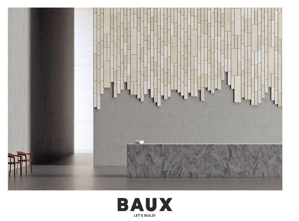 Baux Acoustic 3D Panels