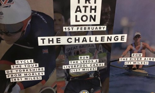 24 Hour Charity Triathlon